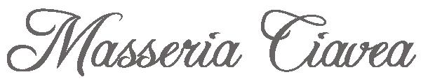 Masseria Ciavea